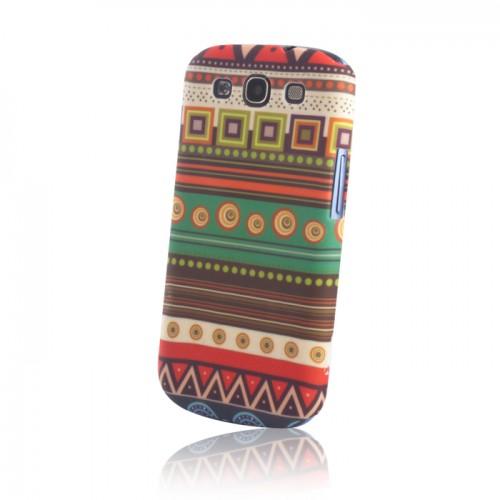 Пластмасов калъф - Sony Xperia Z1 ивици