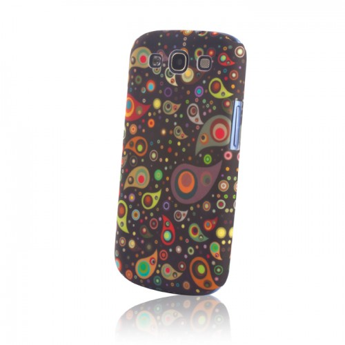Пластмасов калъф - LG G2 капки