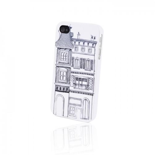 Пластмасов калъф - Sony Xperia Z1 къща