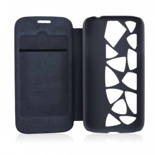 Калъф Flip Cover Water Cube - Samsung Galaxy Note 3 черен