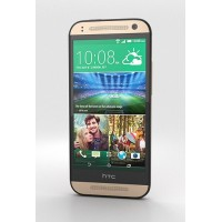 HTC One M8 mini Amber Gold