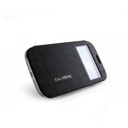 Калъф-тефтер Flip страничен - Samsung Galaxy Note 4 черен
