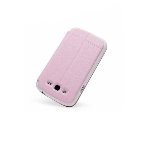 Кожен калъф Kalaideng Swift - HTC One M8 розов
