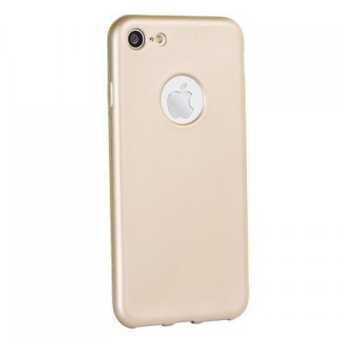 Гръб Jelly Flash Mat - Huawei P Smart златен