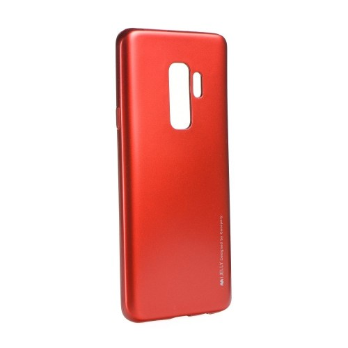 Гръб i-Jelly Mercury - Samsung Galaxy S9 червен