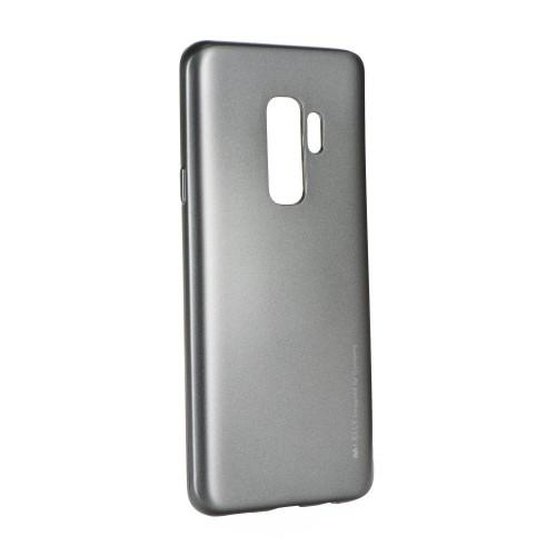 Гръб i-Jelly Mercury - Samsung Galaxy S9 сив
