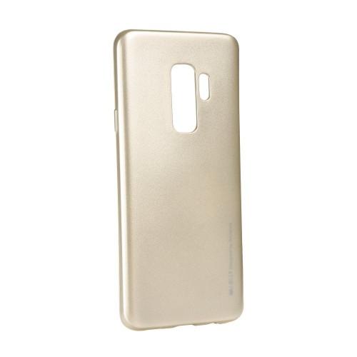 Гръб i-Jelly Mercury - Samsung Galaxy S9 златен