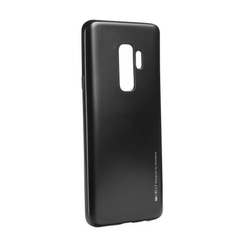 Гръб i-Jelly Mercury - Samsung Galaxy S9 черен