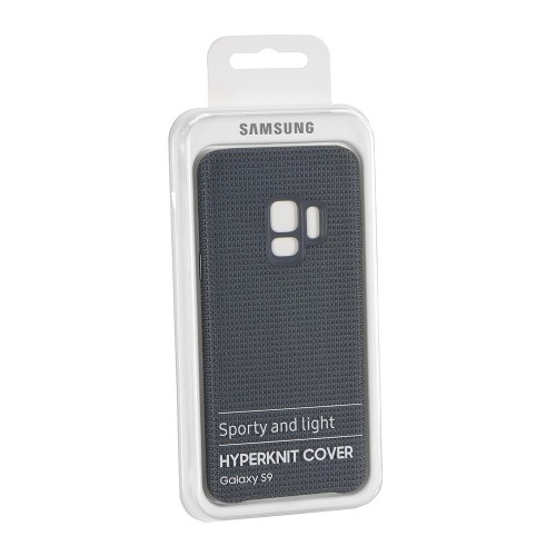 Гръб Original Hyperknit Cover EF-GG960FJEGWW - Samsung Galaxy S9 сив