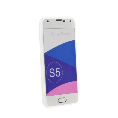 Гръб 360 Ultra Slim Front + Back Case - Samsung Galaxy S9 прозрачен
