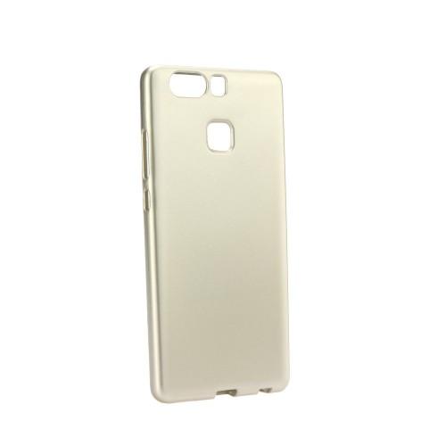 Силиконов гръб Jelly Flash Mat  - HTC U11 златен