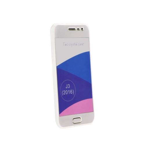 Гръб 360 Ultra Slim - Samsung Galaxy J3 2017 прозрачен