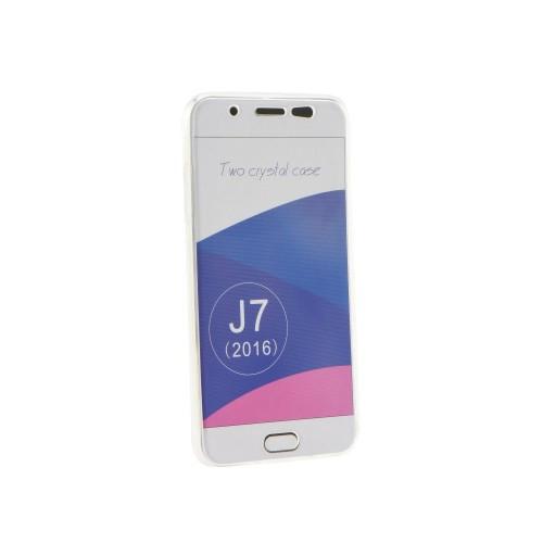 Гръб 360 Ultra Slim - Samsung Galaxy J7 прозрачен