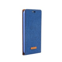 Калъф Canvas за Samsung Galaxy S7 Edge син
