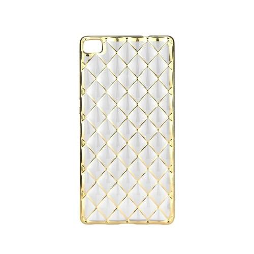 Калъф LUXURY Gel - Apple iPhone 7 Plus златен