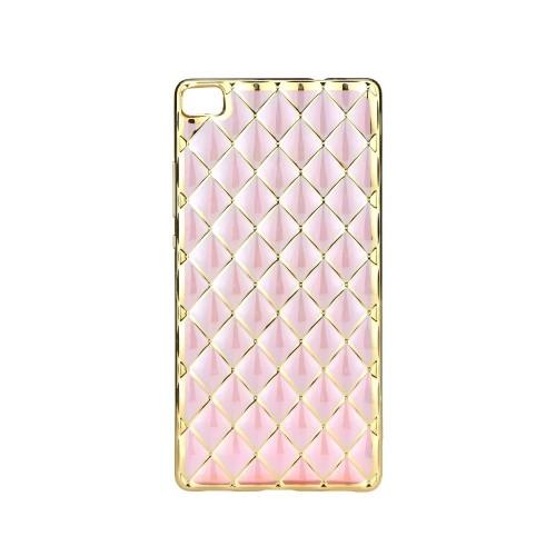 Калъф LUXURY Gel - Apple iPhone 7 Plus розов