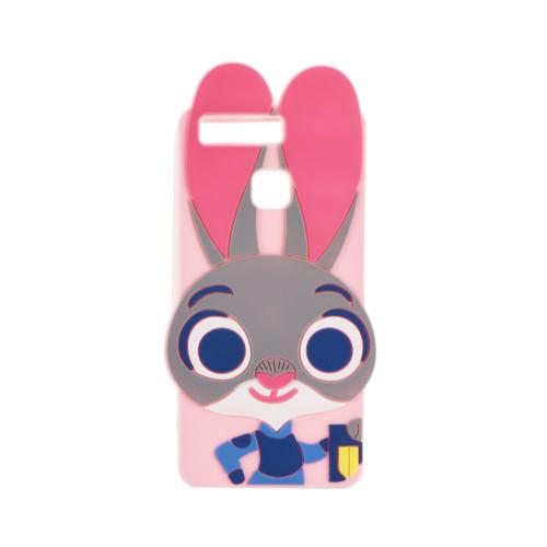 3D гръб - Apple iPhone 6 Rose rabbit