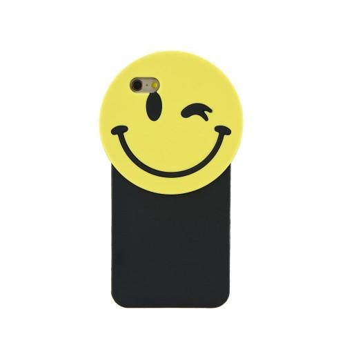 3D гръб - Apple iPhone 6 усмивка