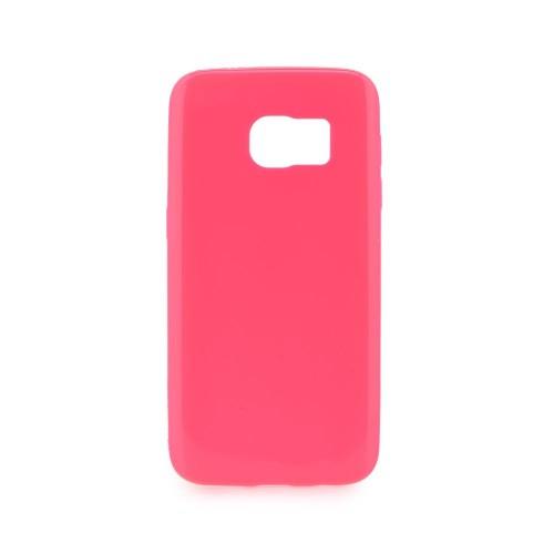 Силиконов калъф Jelly bright - Samsung Galaxy S7 розов
