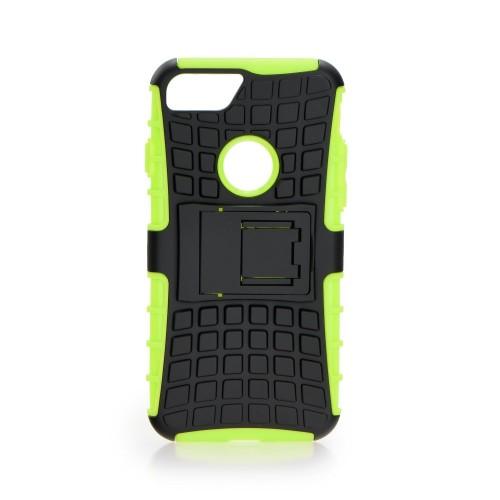 Калъф PANZER - Apple iPhone 7 Plus зелен