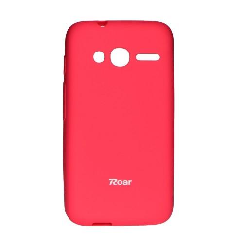 Гръб Roar Colorful Jelly - Huawei P10 розов