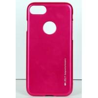 Гръб i-Jelly Mercury за Samsung G955 Galaxy S8 Plus pink