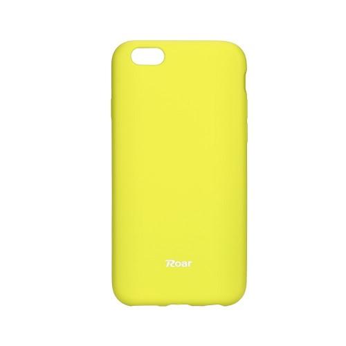 Гръб Roar Colorful Jelly - Samsung Galaxy Note 8 жълт