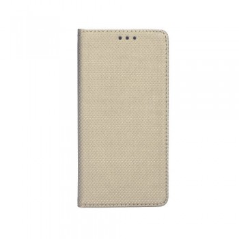 Калъф Smart Book - Samsung Galaxy S6 златен