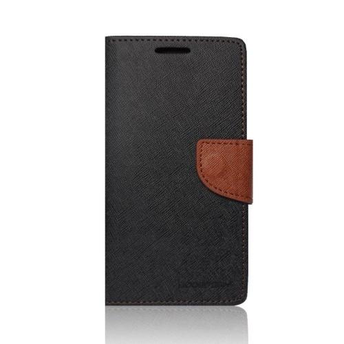 Калъф Mercury - Samsung Galaxy Note 2 кафяв