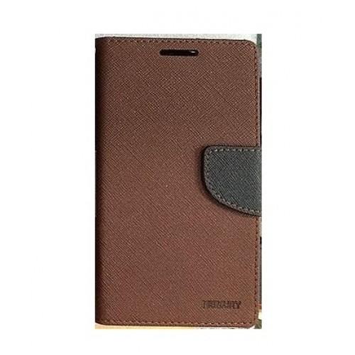 Калъф Mercury - Samsung Galaxy Note 3 кафяв - черен