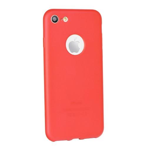 Гръб Jelly Flash Mat - Nokia 6.1 2018 червен