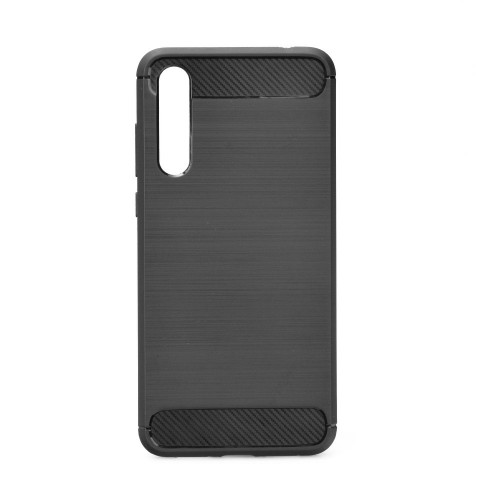 Гръб FORCELL Carbon - Samsung Galaxy S20 черен