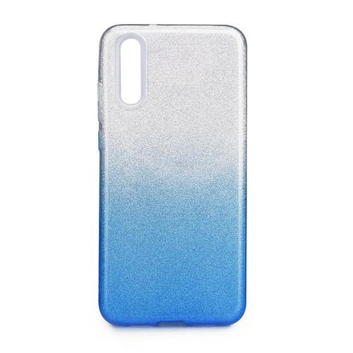Гръб Forcell SHINING - Huawei P20 бял/син
