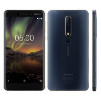 Nokia 6.1 32GB 2nd Generation 2018 Blue/Gold