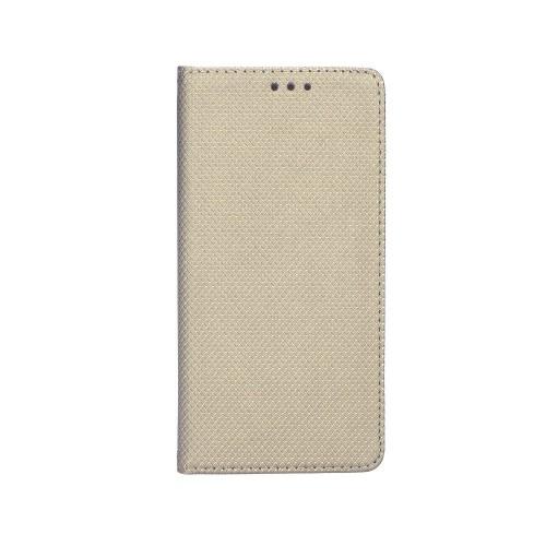 Калъф Smart Book - Nokia 7 Plus златен