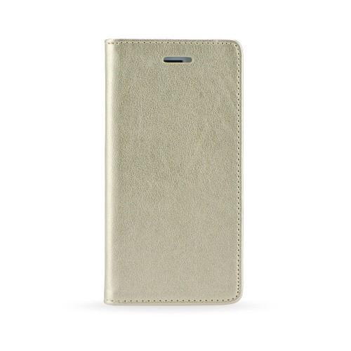 Калъф Magnet Book - Huawei P20 златен