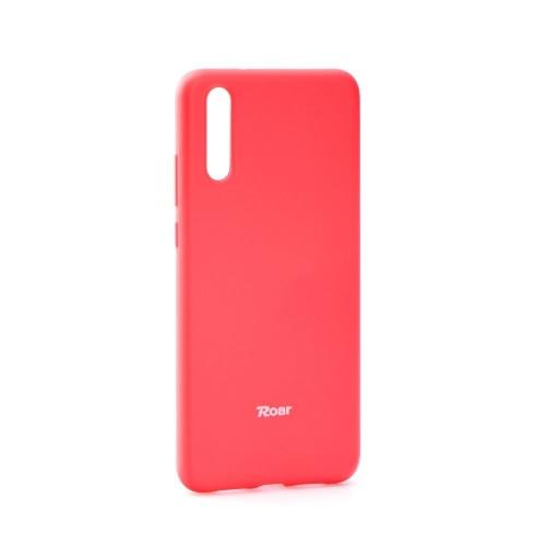 Гръб Roar Colorful Jelly - Huawei Y6 2018 розов