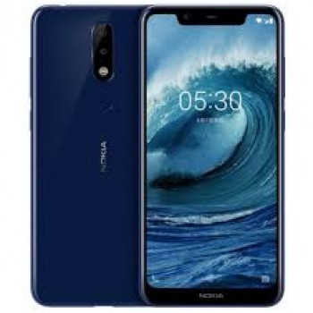 Nokia 5.1 Plus Dual Sim 32GB Blue