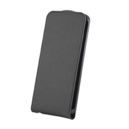 Калъф Premium - Samsung Galaxy S5 Mini черен
