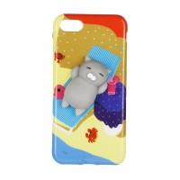 3D гръб SQUISHY - Apple iPhone 6S Design 2