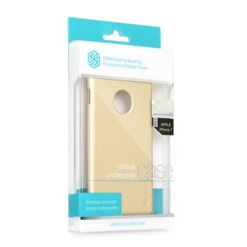 Калъф Nillkin Super Frosted Shield - Huawei P20 златен