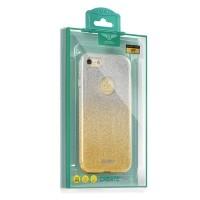 Калъф Kaku Ombre - Huawei P9 Lite златен
