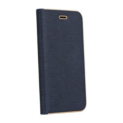 Калъф Luna Book -Apple iPhone 12 син