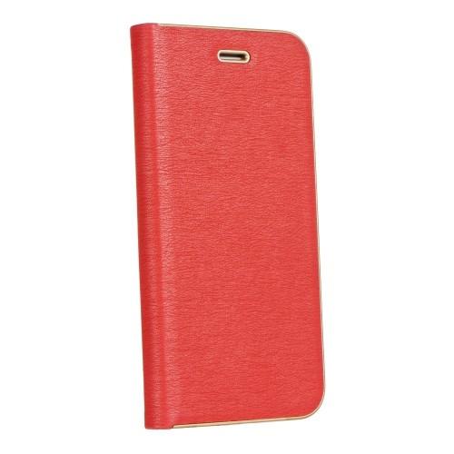 Калъф Luna Book - Xiaomi Mi Note 10 Pro червен