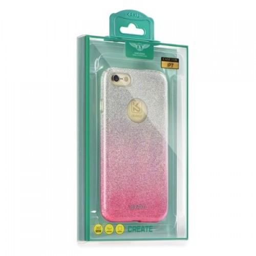 Калъф Kaku Ombre - Samsung Galaxy A5 розов