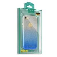 Калъф Kaku Ombre - Samsung Galaxy J5 син