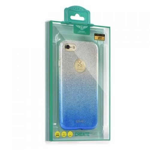 Калъф Kaku Ombre - Samsung Galaxy A5 син