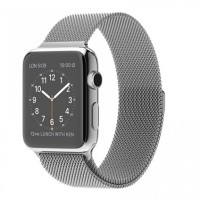 Apple Watch Steel 42MM MJ3Y2 Silver