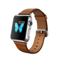 Apple Watch Steel 38MM MMF72 Modern Buckle Brown