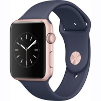 Apple Watch Series 1 42mm MNNM2 Aluminium Rose Gold